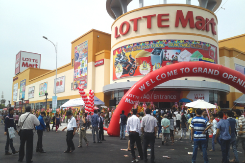 LotteMart binh duong