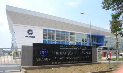 Nhà máy Vinamilk