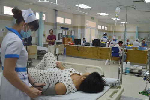 cơ sở vật chất bệnh viện đa khoa mỹ phước bến cát bình dương