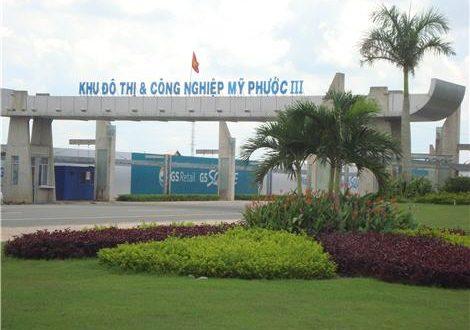 Bán 300m2 đất cạnh siêu thị và cổng chính Mỹ Phước 3