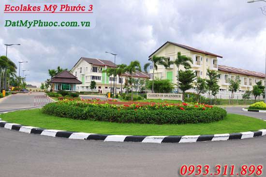 Bán đất khu trung tâm hành chính – thương mại Mỹ Phước 3 đường rộng 16met 0933 311 898 Ms. Lưu Luyến